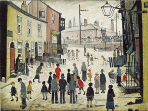 LS-Lowry-A-Procession-91507