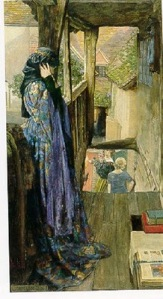 Eleanor Fortescue Brickdale,The Ugly Princess, c_ 1902