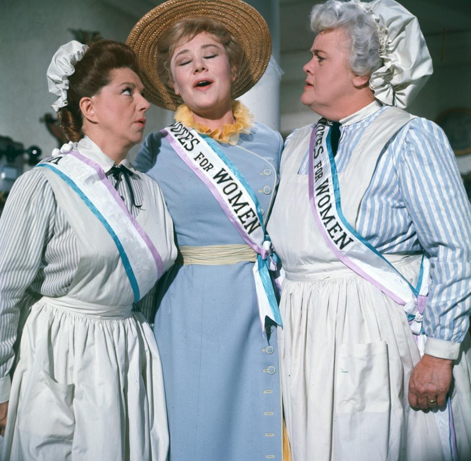 Sister Suffragette