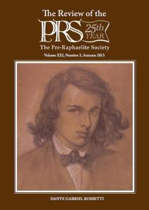 Rossetti Review cover