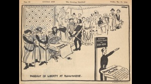 cartoon-pageant-liberty-runnymede-lse2067