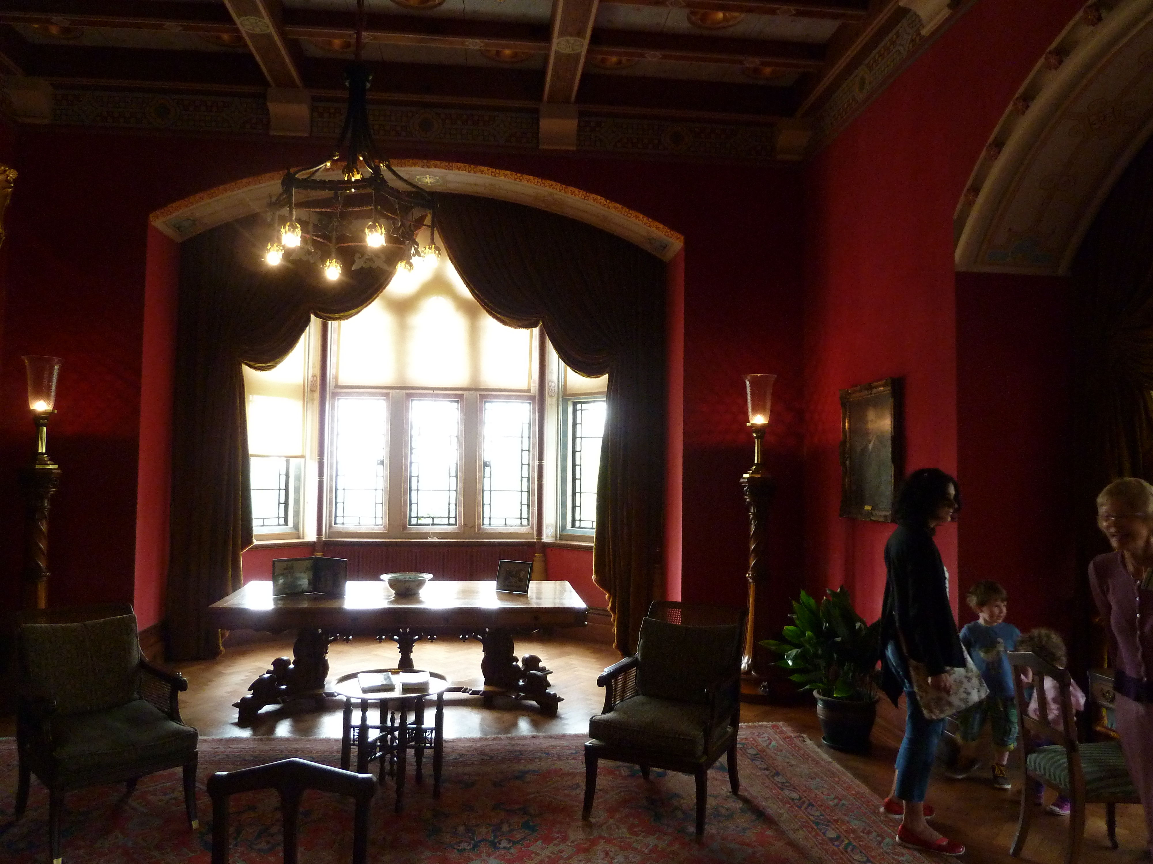 victorian gothic at knightshayes \u2013 culture and anarchyGothic House Interiors #18