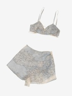 parachute silk underwear