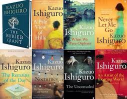 Image result for kazuo ishiguro book