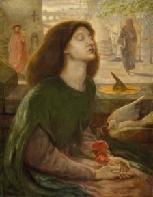 Beata Beatrix (BMAG)