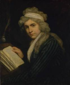 Mary Wollstonecraft (Mrs William Godwin) circa 1790-1 John Opie 1761-1807 Purchased 1884 http://www.tate.org.uk/art/work/N01167