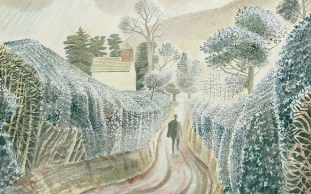 Ravilious, Dulwich Picture GalleryFOR REVIEW USE ONLY