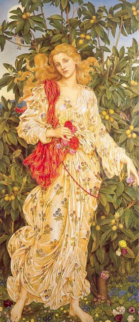Morgan,_Evelyn_de_-_Flora_-_1894