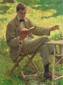 220px-AlfredMunnings_by_HaroldKnight